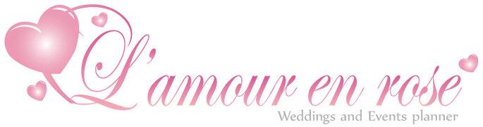 Wedding Planner L'amour en rose