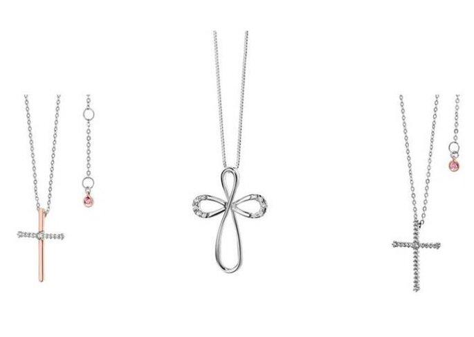 Croisette, linee moderne  ed eleganti con diamanti e zefiri per l'estate 2012. Foto  www.comete.it