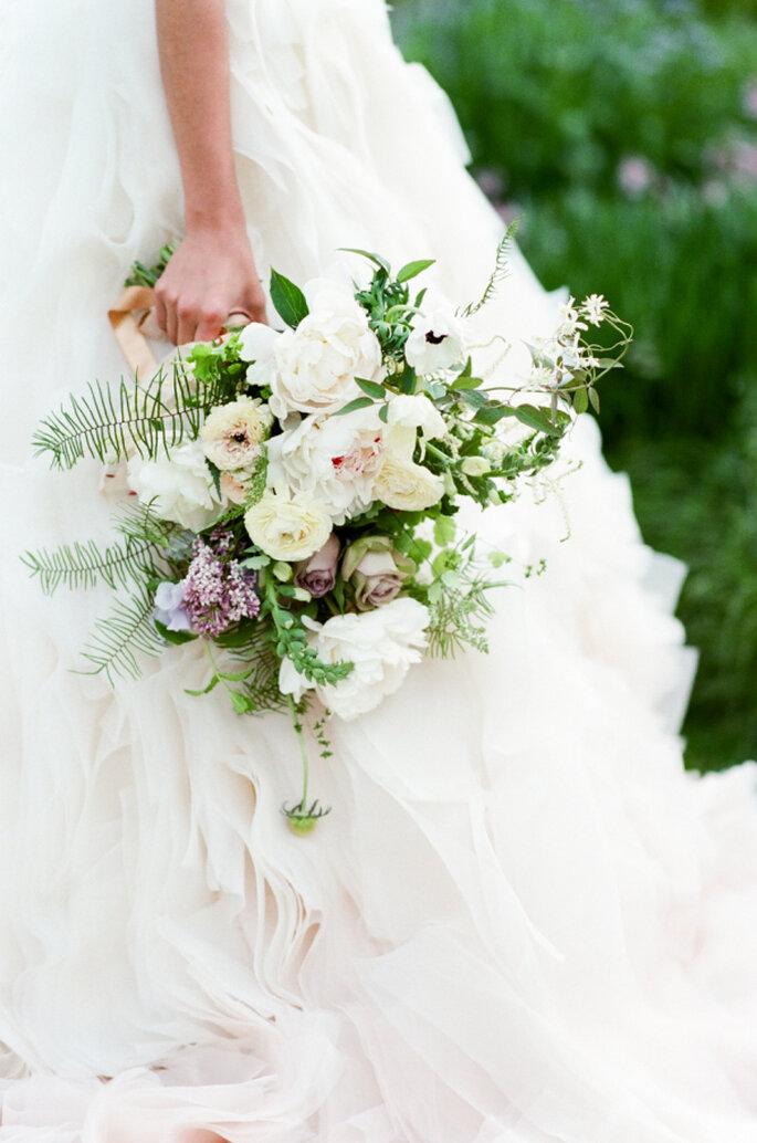 ramos en color blanco - Tamara Gruner Photography