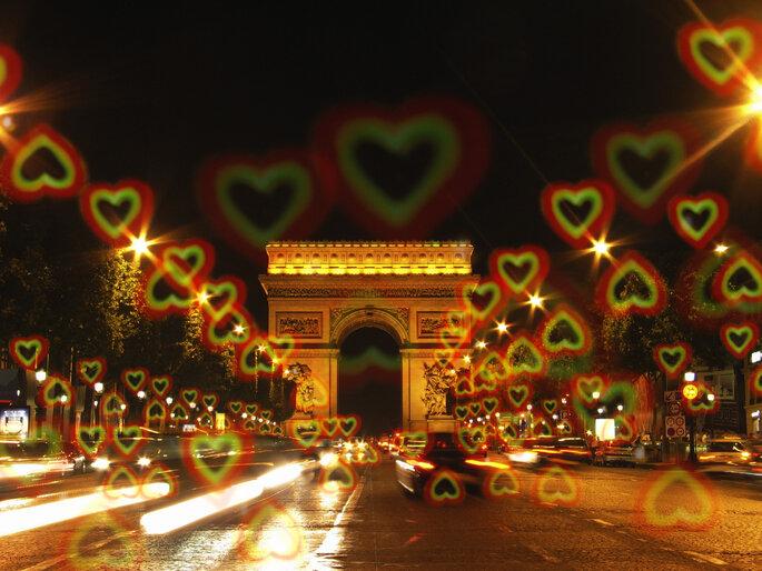 Arc de Triomphe-Herzen