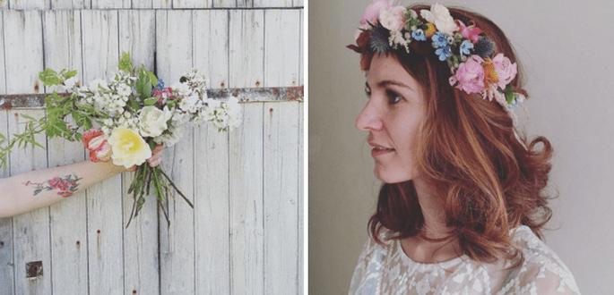 Photo : Les Fleurs de Pauline