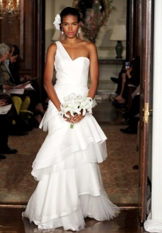 Colección de vestidos de novia Carolina Herrera 2011