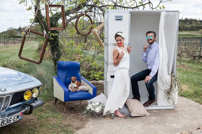 Photo : Rock'N'Brides