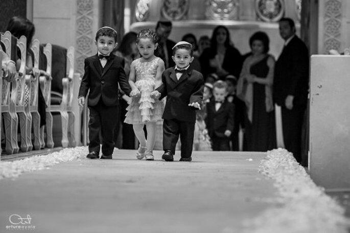Elige al mejor fotógrafo de bodas judías e inmortaliza lindos recuerdos - Foto Arturo Ayala