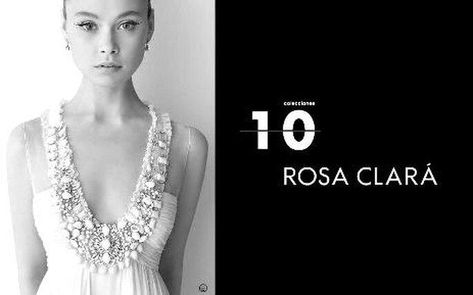 Colección de tocados de Rosa Clará 2010