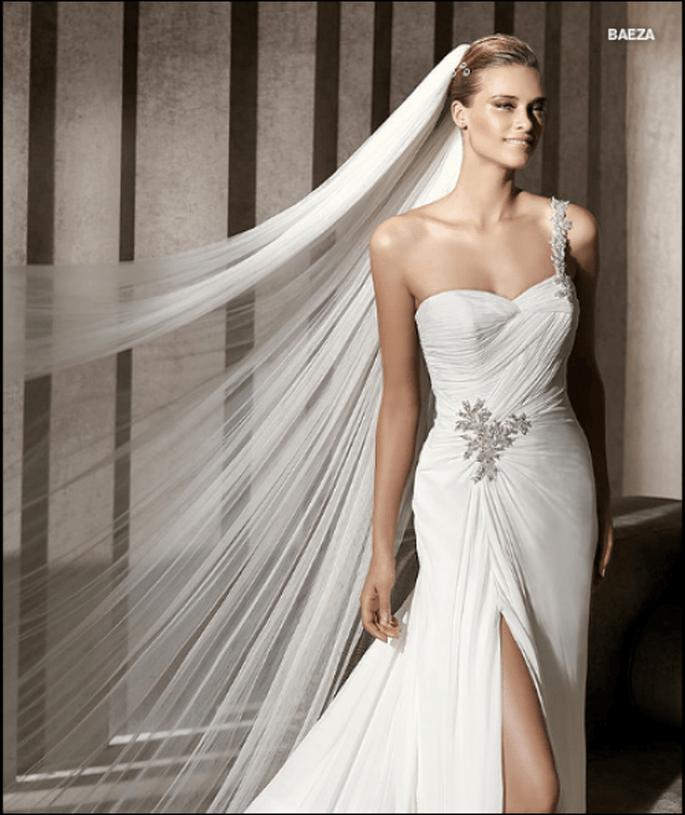 Vestido de Novia Baeza, Pronovias