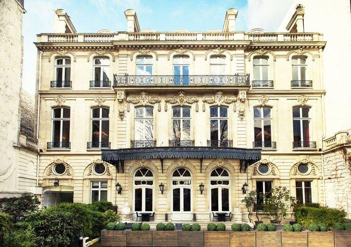 Hôtel le Marois France - Amériques
