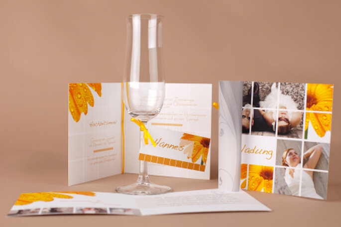 Hochzeitskarten von Dankeskarte.com