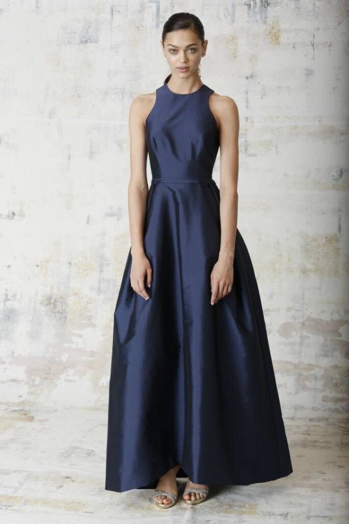 Vestidos para damas de boda primavera 2015 de Monique Lhuillier