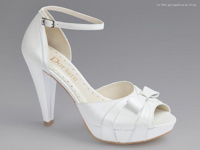 Zapatos de novia Doriani 2011