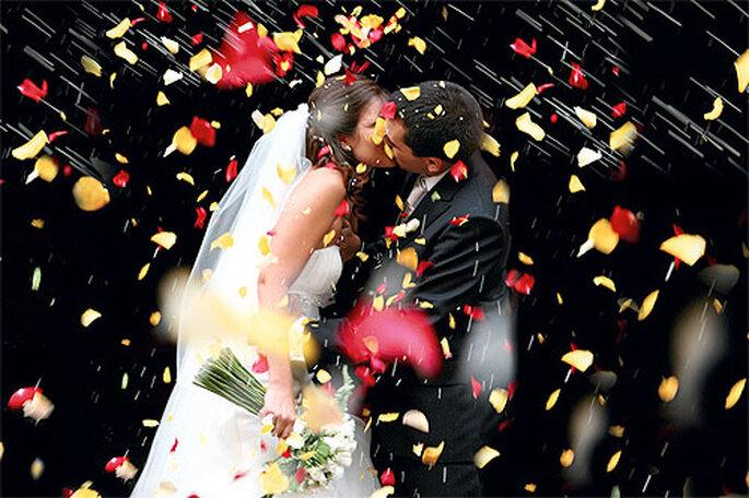 ¿Sabes cómo calcular el presupuesto de la boda? Foto: Byfotografos