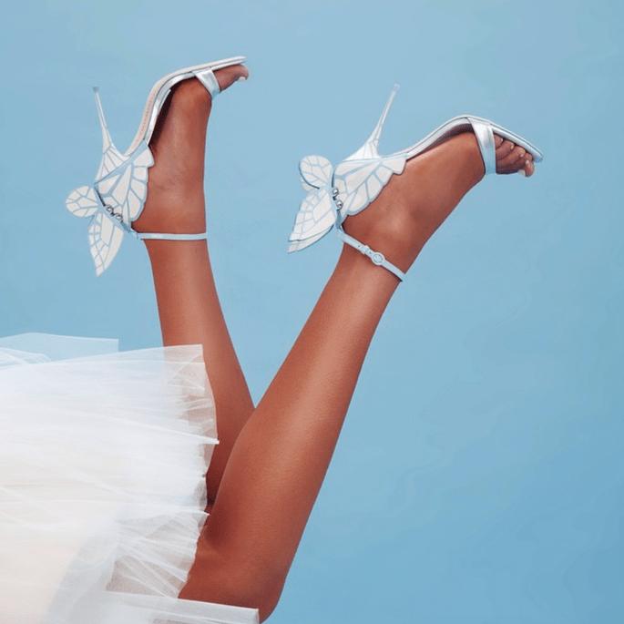 Sophia Webster: Zapatos impresionantes para princesas atrevidas - Sophia Webster Instagram Oficial