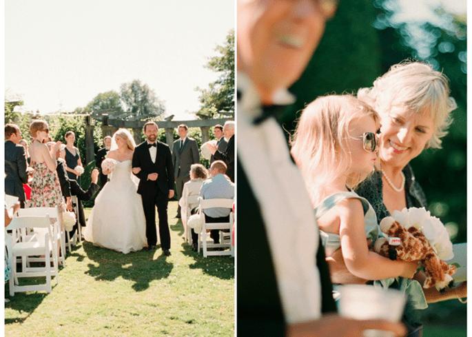 La boda de Megan y Tom en Vancouver - Foto Jen Lynne