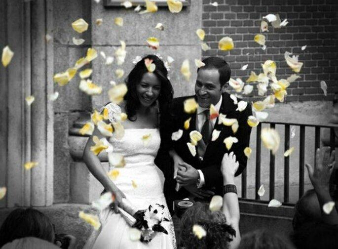 Scénario catastrophe le jour du mariage... - Photo : Click and Wed