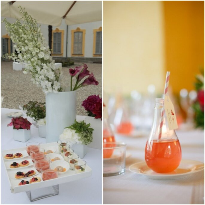 Catering: Surplace