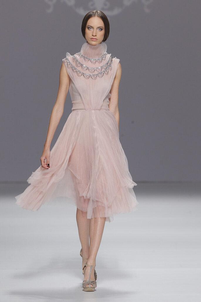 Tendencias en vestidos cortos. Foto: M&M