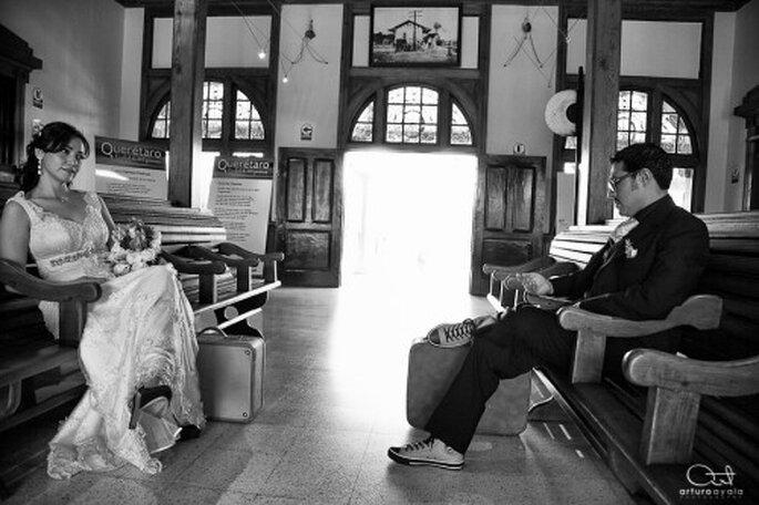 Tu fotógrafo debe estar enterado de todas las tendencias en bodas - Foto Arturo Ayala