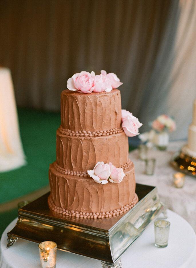 Pastel de chocolate - Melissa Schollaert Photography