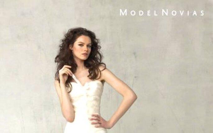 Colección de vestidos de novia Model Novias 2010