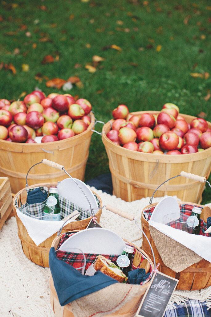 Boda picnic - Rebecca Hansen Weddings
