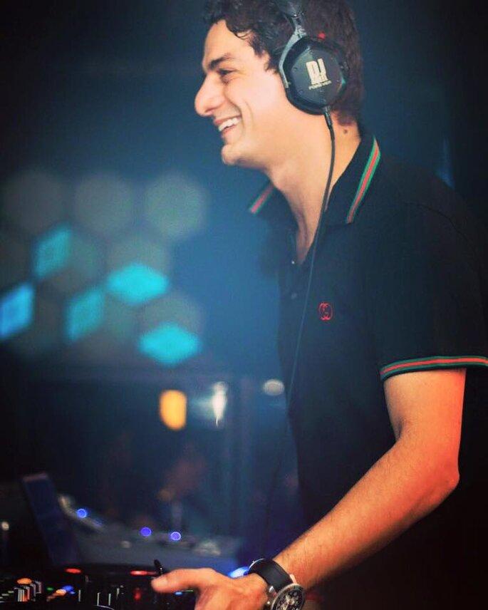 Photo: DJ Aqeel Ali.