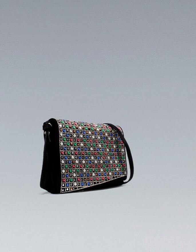 Bolsos y complementos. Fotos del sitio de Zara.