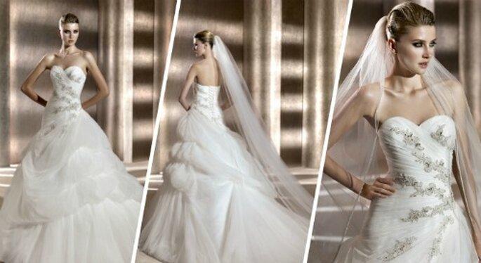 Pronovias Collezione Fashion 2012 Mod. Basilea