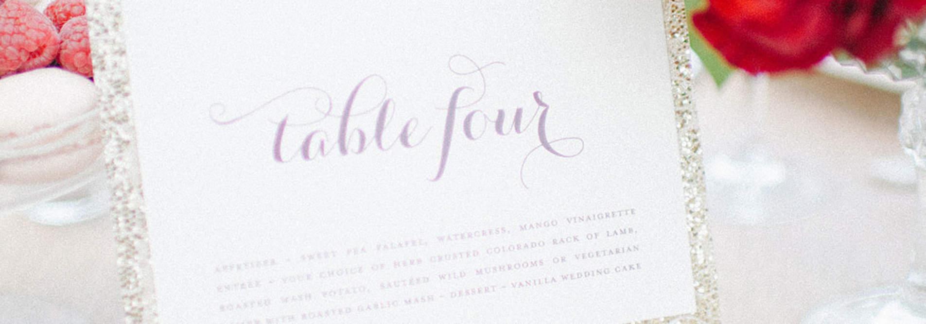 Decoratie accessoires voor je bruiloft in Zuid Holland