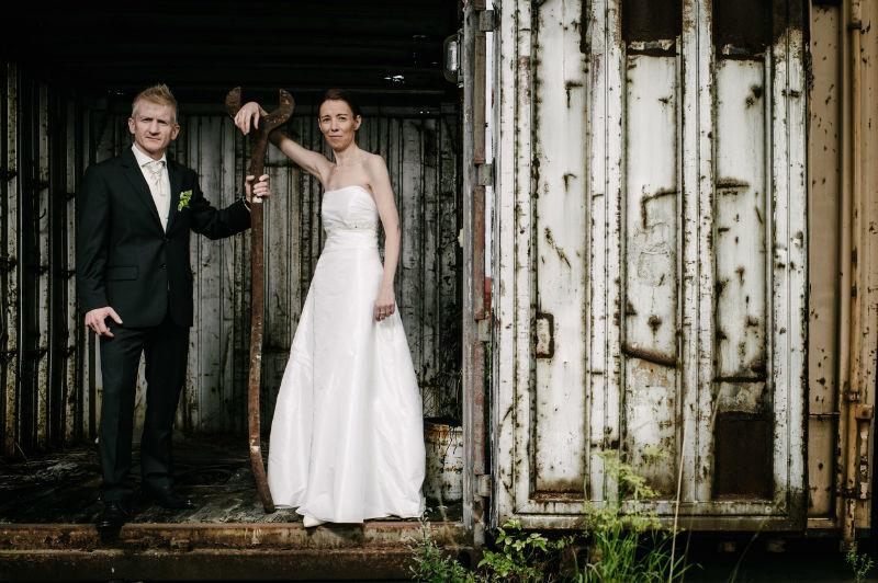 Beispiel: Paar-Shooting, Foto: Patrick Ludolph.