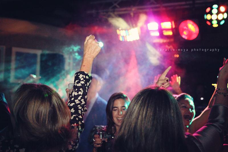 Zarallo-Moya, la fiesta