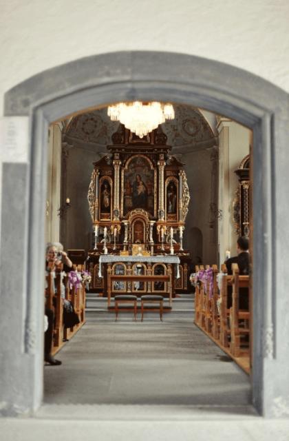 Beispiel: Kapelle Pfäffiken, Foto: OGI - EVENTS.