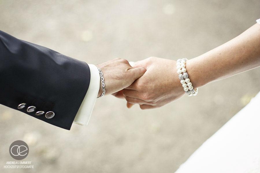 Beispiel: Wunderschöne Hochzeitsfotos, Foto: Hochzeitsfotografie Andreas Emmert.