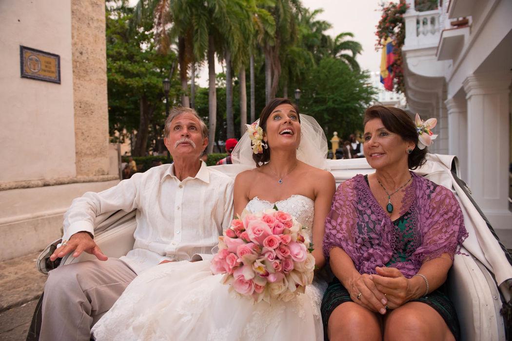 *W. Planner: Stephanie Escalante Life EVENTS. *Ciudad: Cartagena.