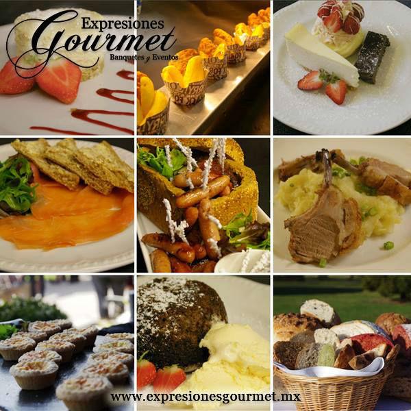 Banquetes Expresiones Gourmet-Platillos