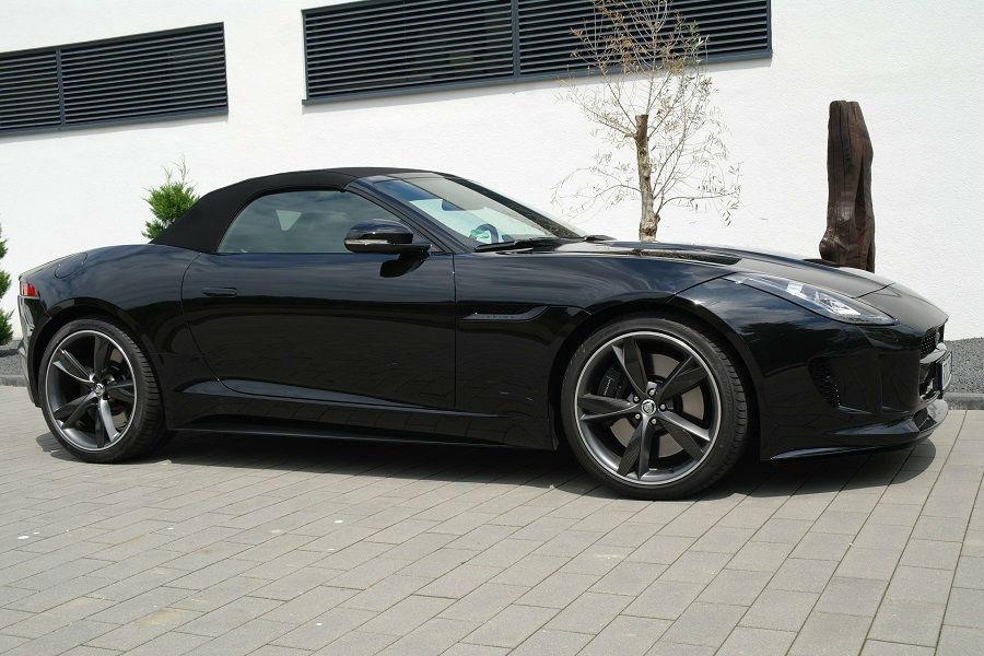 Beispiel: Jaguar, Foto: Exclusiv Autovermietung Drost.