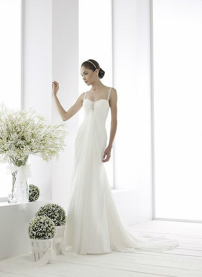 Beispiel: Brautkleidkollektion Jolies, Foto: The Wedding Loft.