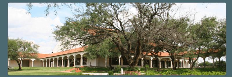 Salones y jardines para bodas en Guanajuato - Foto Hacienda del Conde