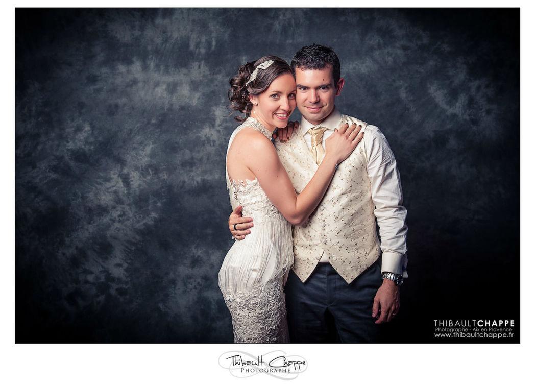 Photobooth au cours d'une soirée de mariage au domaine de Val Joanis (Pertuis)