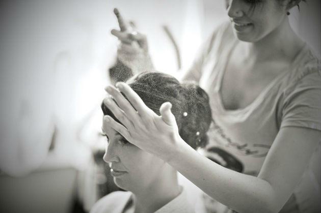 Beispiel: Fotos von den Vorbereitungen, Foto: Mphoto.