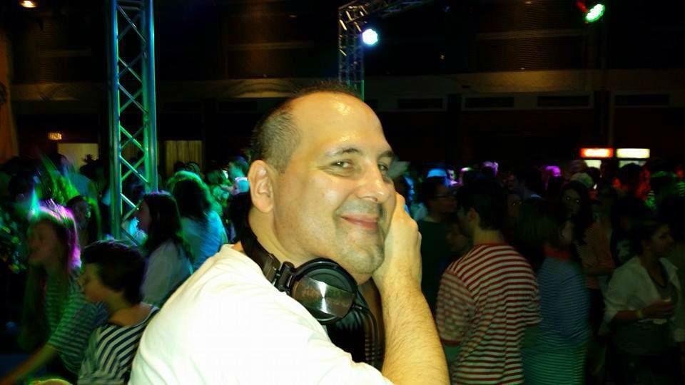 Beispiel: DJ Tim Gladis, Foto: DJ Tim Gladis.