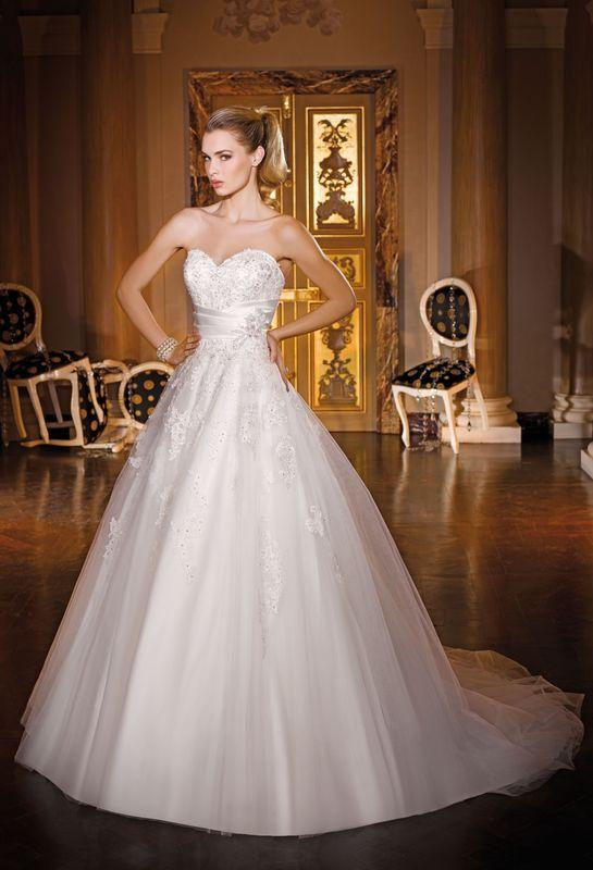 SECRET ivoire ou blanc - collection Un jour, une mariée