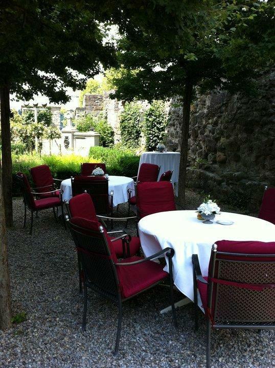 Beispiel: Kräutergarten, Foto: Schloss Rapperswil.