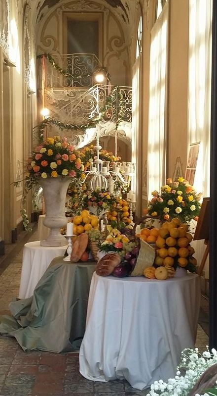 Garini Immagina Eventi Catania Palazzo Biscari