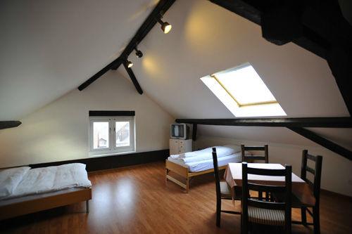 Beispiel: Zimmer im Gasthof, Foto: Gasthof Sternen.