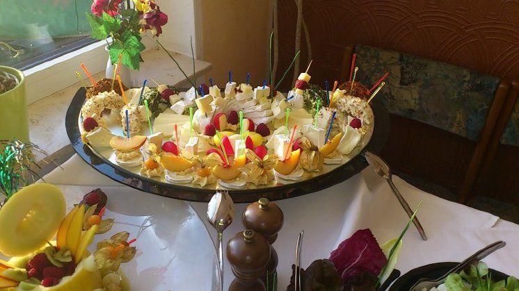 Beispiel: Buffet, Foto: Restaurant Liebesquelle.