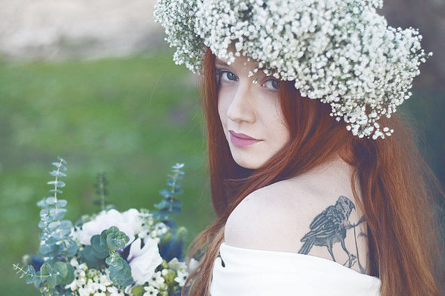 Josefa fleuriste - Alice Bee