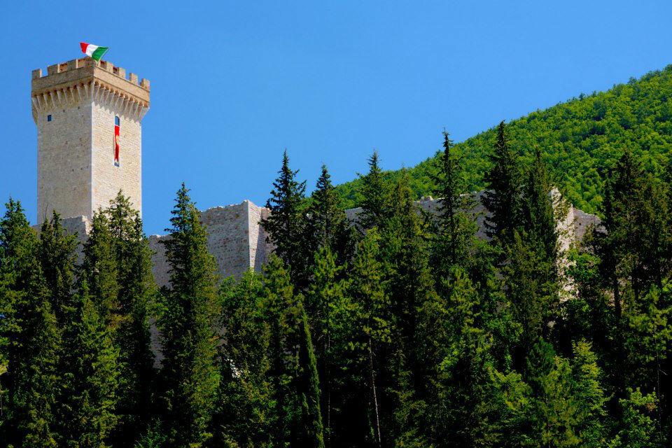 Rocca dei Trinci