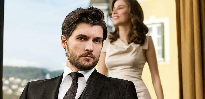 Beispiel: Mode für den Bräutigam, Foto: K. For Men.