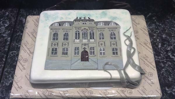 Beispiel: Überraschen Sie Ihre Gäste mit einer einzigartigen Torte, Foto: Konditorei Rainberg.