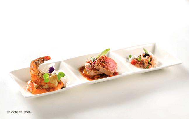 Platillos tradicionales y una amplia selección de menús para bodas - Foto Banquetes Ambrosía